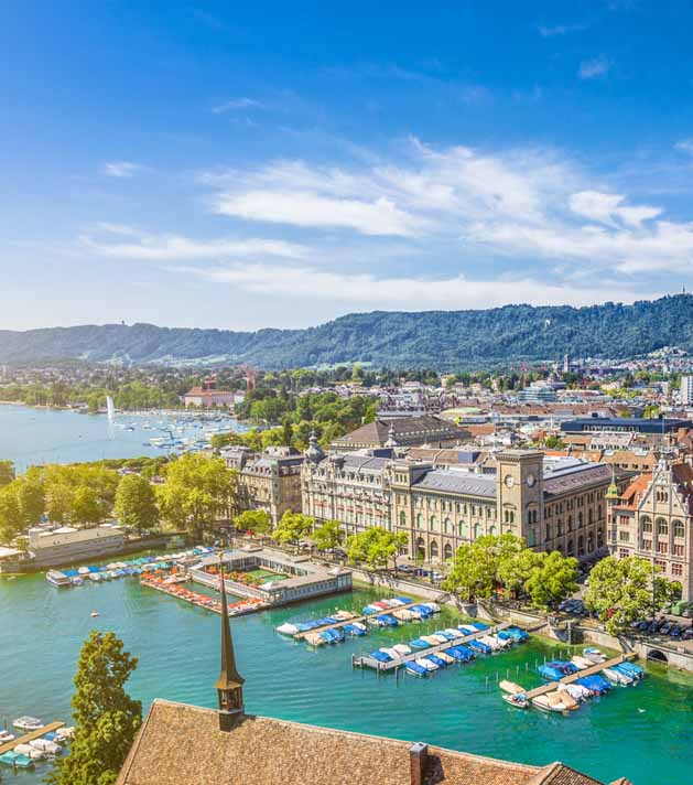 Luzern Office, Switzerland